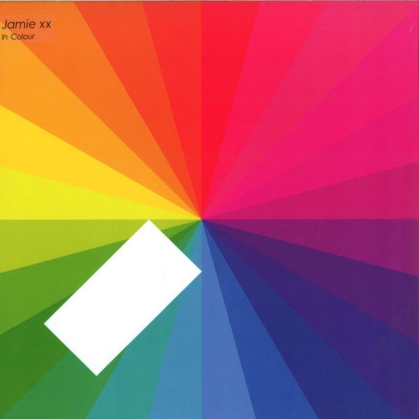 Пластинка Jamie XX - In Colour