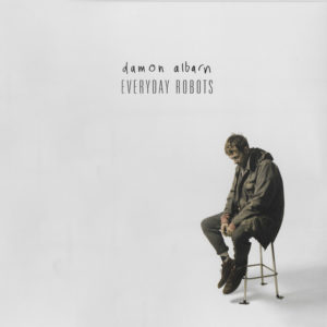 Damon Albarn Everyday Robots пластинка Киев