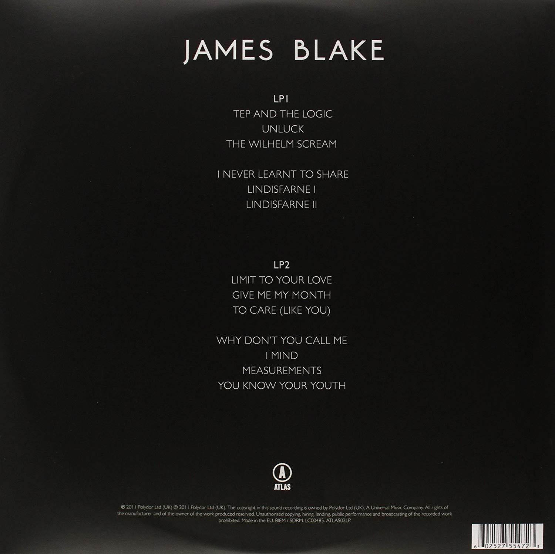 James Blake James Blake Vessel