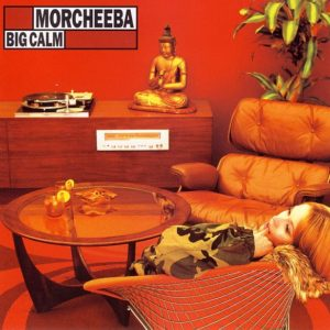 "Morcheeba – ""Big Calm"" Киев винил"