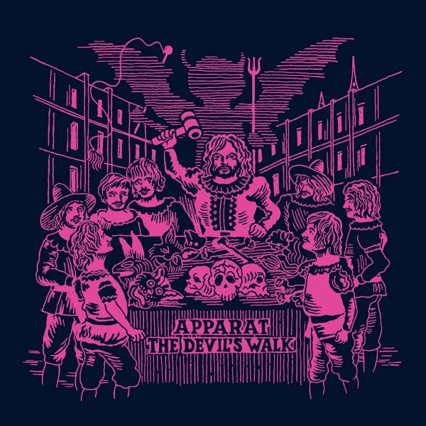 Apparat – The Devil's Walk виниловая пластинка в Киеве