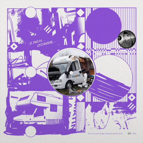 LE MATIN Catharses Lost Dog Recordings