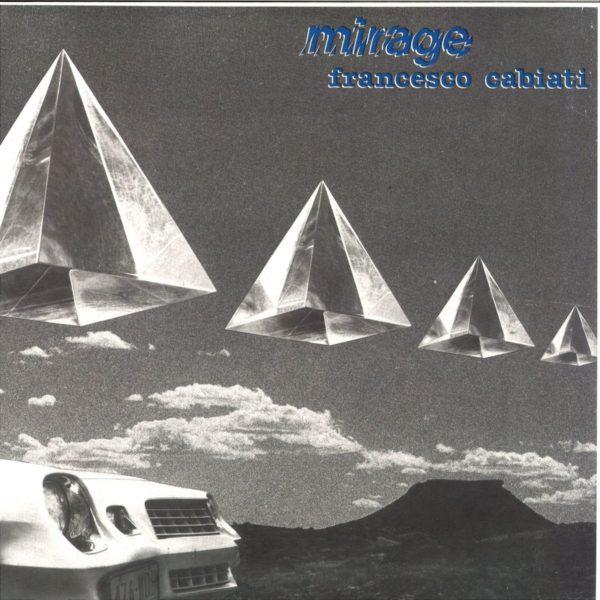 Francesco Cabiati - Mirage. 1979 Italy