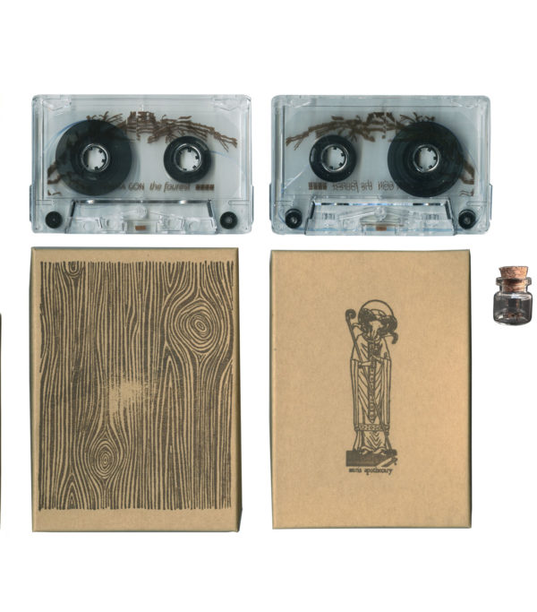 компакт кассета Pendra Gon – The Fourest