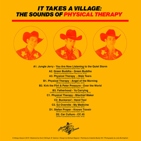 Пластинка It Takes A Village: The Sounds Of Physical Therapy
