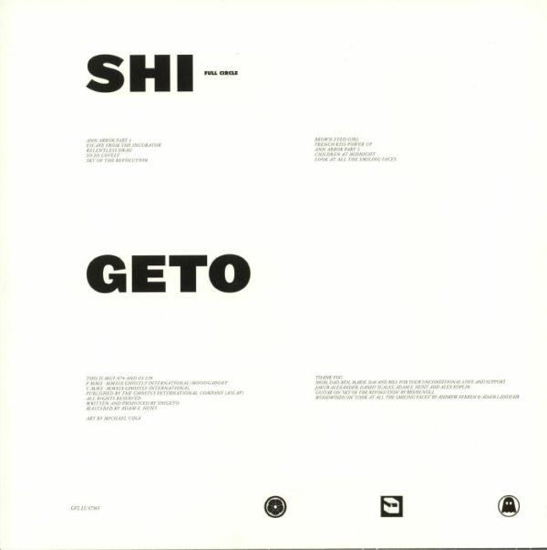 "пластинка Shigeto - ""Full Circle"""